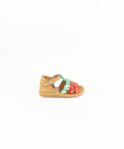 sandaal aardbei